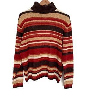 90s shaver Lake turtle neck neck sweater